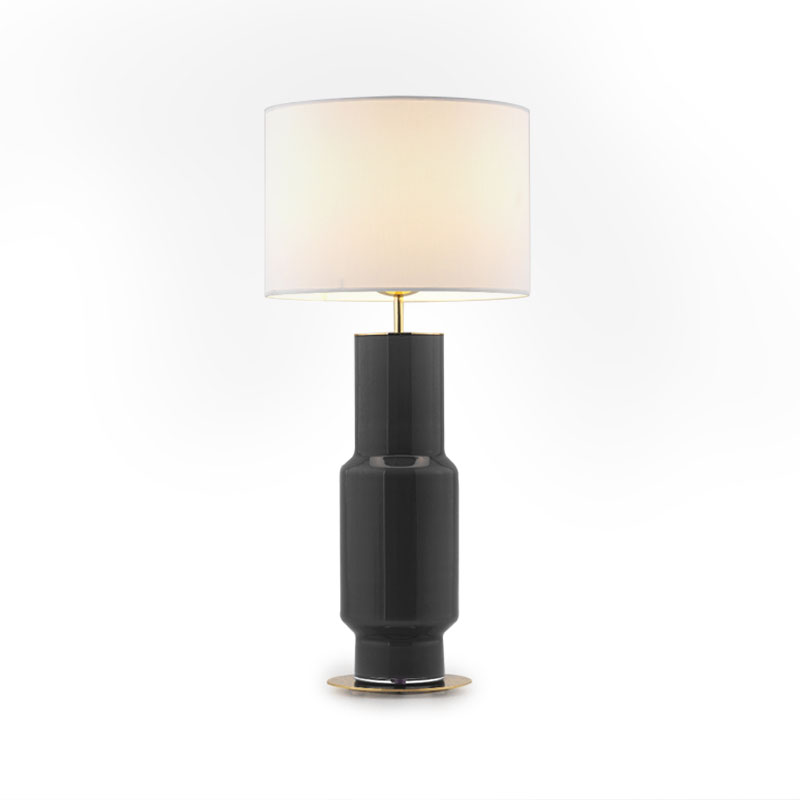 Aromas Noa Table Lamp by AC Studio Olson and Baker - Designer & Contemporary Sofas, Furniture - Olson and Baker showcases original designs from authentic, designer brands. Buy contemporary furniture, lighting, storage, sofas & chairs at Olson + Baker.