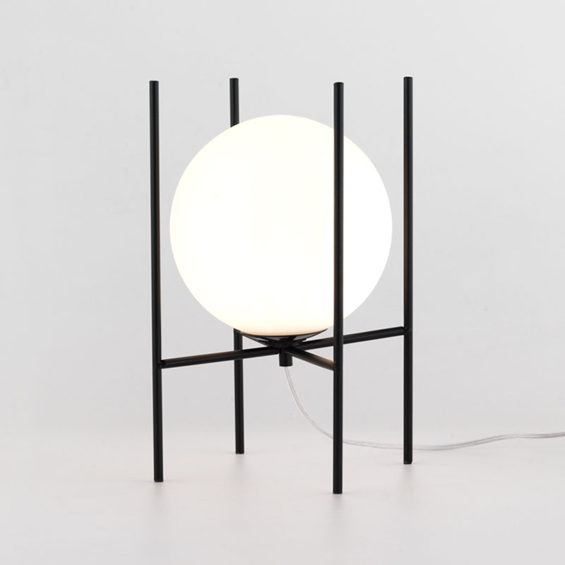 Aromas Pinna Table Lamp by JF Sevilla 2 Olson and Baker - Designer & Contemporary Sofas, Furniture - Olson and Baker showcases original designs from authentic, designer brands. Buy contemporary furniture, lighting, storage, sofas & chairs at Olson + Baker.
