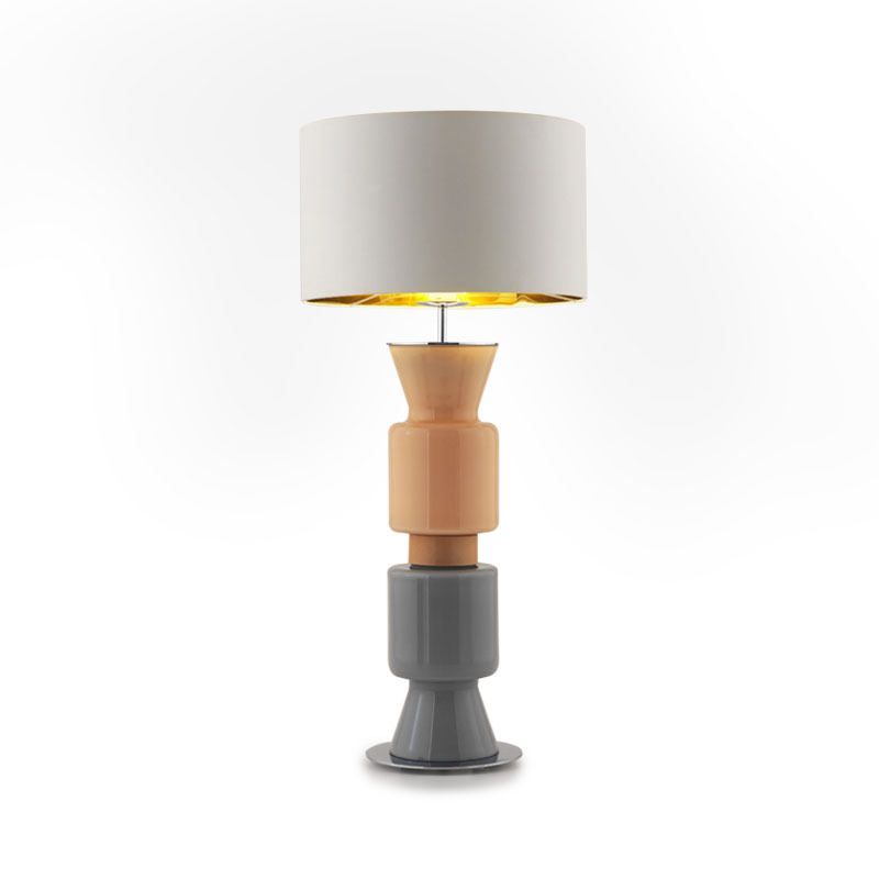Aromas Ponn Ponn Table Lamp by AC Studio Olson and Baker - Designer & Contemporary Sofas, Furniture - Olson and Baker showcases original designs from authentic, designer brands. Buy contemporary furniture, lighting, storage, sofas & chairs at Olson + Baker.