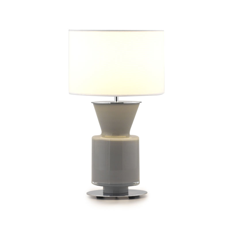 Aromas Ponn Table Lamp by AC Studio Olson and Baker - Designer & Contemporary Sofas, Furniture - Olson and Baker showcases original designs from authentic, designer brands. Buy contemporary furniture, lighting, storage, sofas & chairs at Olson + Baker.