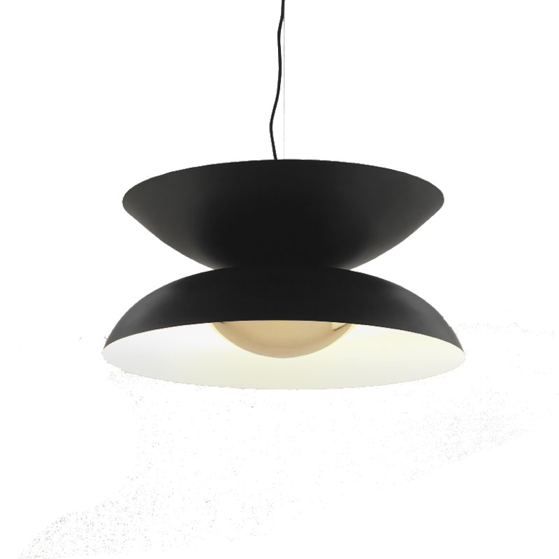 Aromas Yoyo Pendant Lamp by Pepe Fornas Olson and Baker - Designer & Contemporary Sofas, Furniture - Olson and Baker showcases original designs from authentic, designer brands. Buy contemporary furniture, lighting, storage, sofas & chairs at Olson + Baker.
