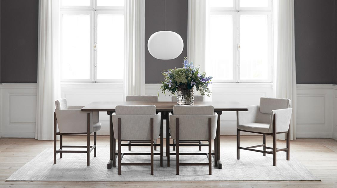 Fredericia Din chair lifestyle 1