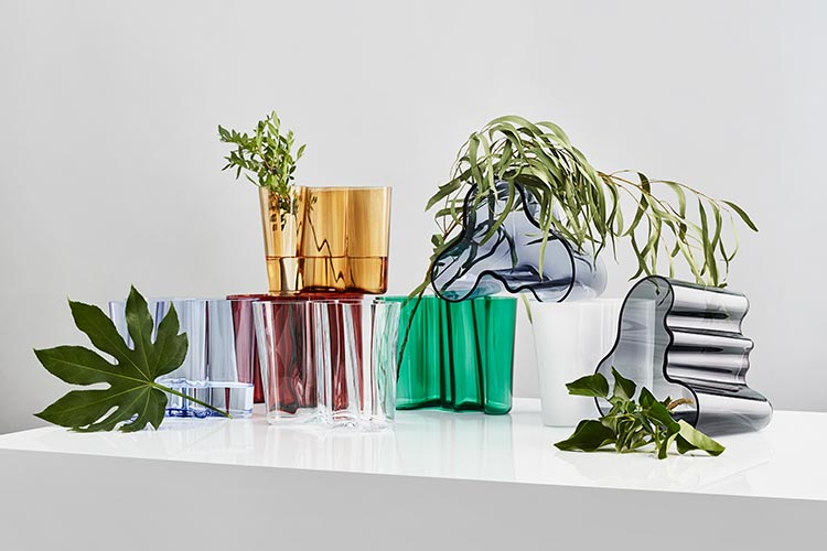 Iittala Aalto vase lifestyle 4