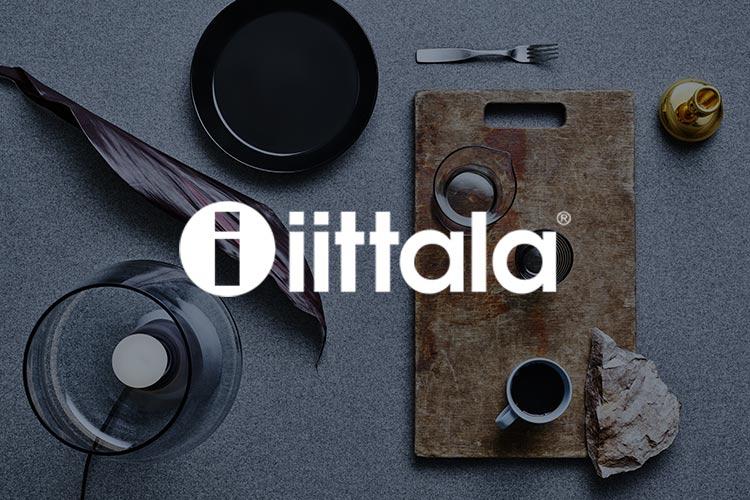 Iittala brand logo with image