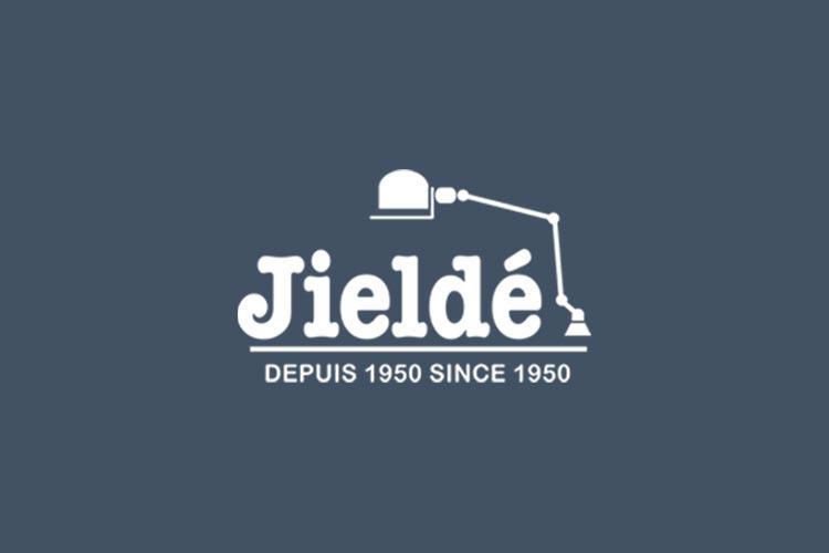 Jielde brand logo blue
