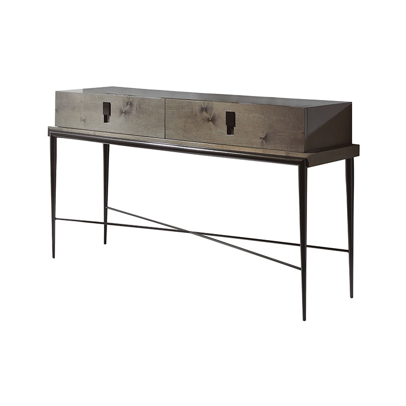 Olson and Baker Heaviside Console Table by Olson and Baker Studio Olson and Baker - Designer & Contemporary Sofas, Furniture - Olson and Baker showcases original designs from authentic, designer brands. Buy contemporary furniture, lighting, storage, sofas & chairs at Olson + Baker.