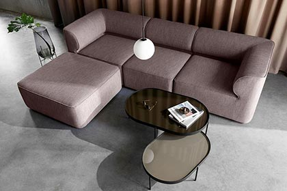 Olson and baker Sofas sub menu modular 2 Olson and Baker - Designer & Contemporary Sofas, Furniture - Olson and Baker showcases original designs from authentic, designer brands. Buy contemporary furniture, lighting, storage, sofas & chairs at Olson + Baker.