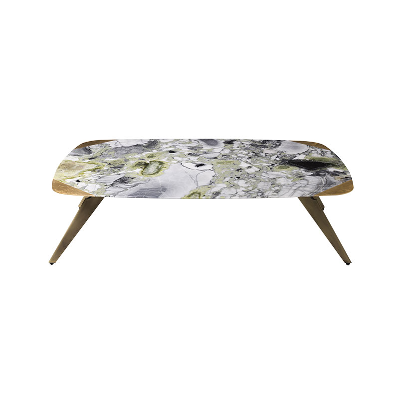 Alex Mint Malama Coffee Table by Alexia Mintsouli Olson and Baker - Designer & Contemporary Sofas, Furniture - Olson and Baker showcases original designs from authentic, designer brands. Buy contemporary furniture, lighting, storage, sofas & chairs at Olson + Baker.