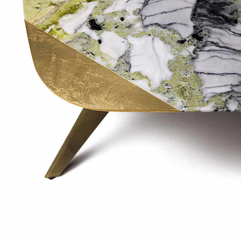 Alex Mint Malama Coffee Table by Alexia Mintsouli 3 Olson and Baker - Designer & Contemporary Sofas, Furniture - Olson and Baker showcases original designs from authentic, designer brands. Buy contemporary furniture, lighting, storage, sofas & chairs at Olson + Baker.