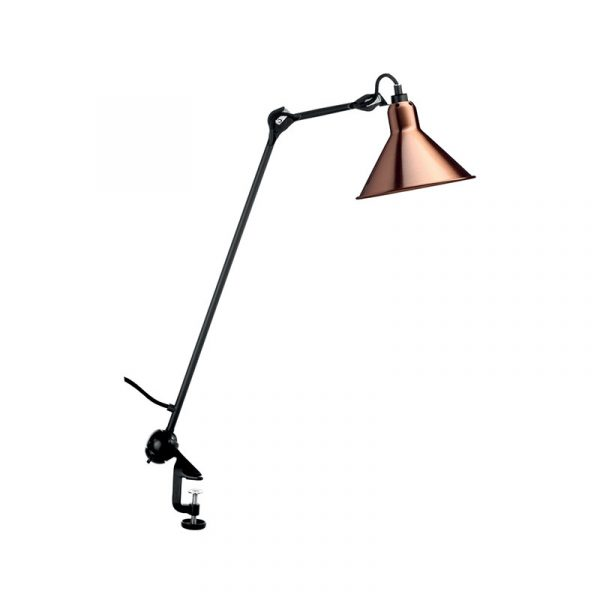 Lampe Gras N201 Wall Lamp with Conic Shade