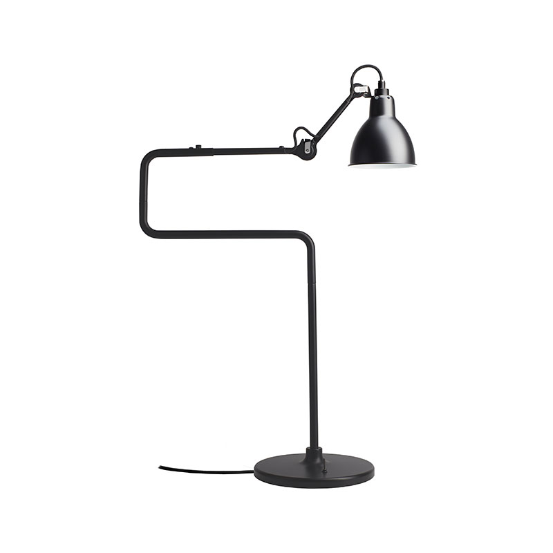 DCW Editions Lampe Gras N317 Table Lamp with Round Shade by Bernard-Albin Gras Olson and Baker - Designer & Contemporary Sofas, Furniture - Olson and Baker showcases original designs from authentic, designer brands. Buy contemporary furniture, lighting, storage, sofas & chairs at Olson + Baker.