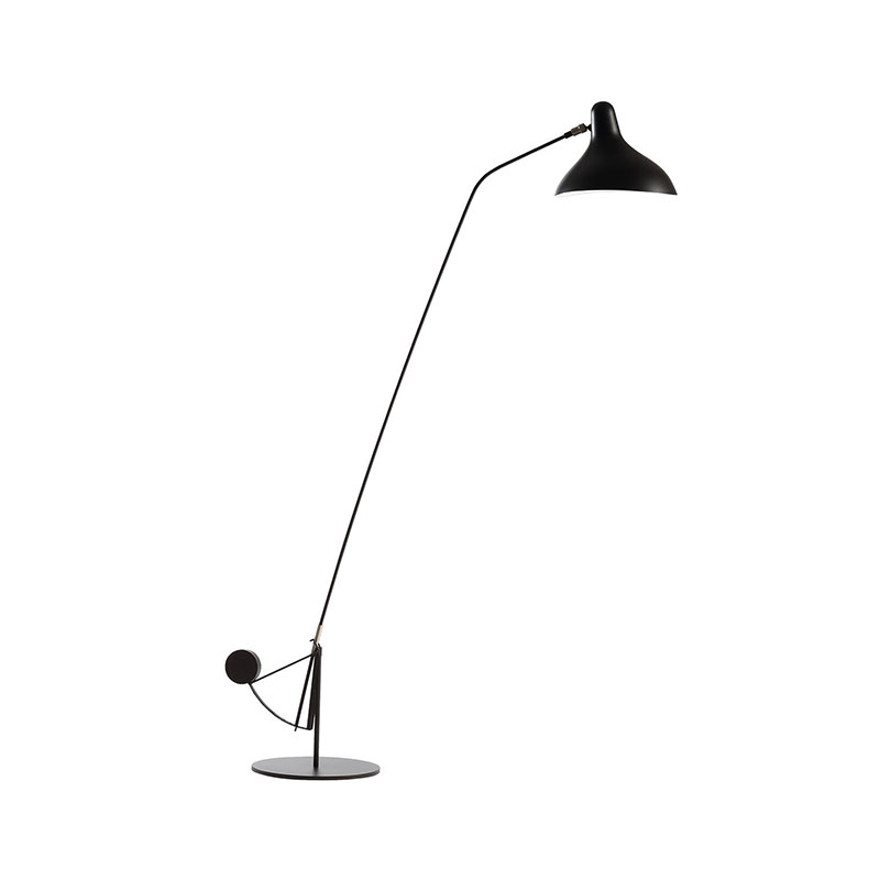 DCW Editions Mantis BS1 B Floor Lamp by Bernard Schottlander