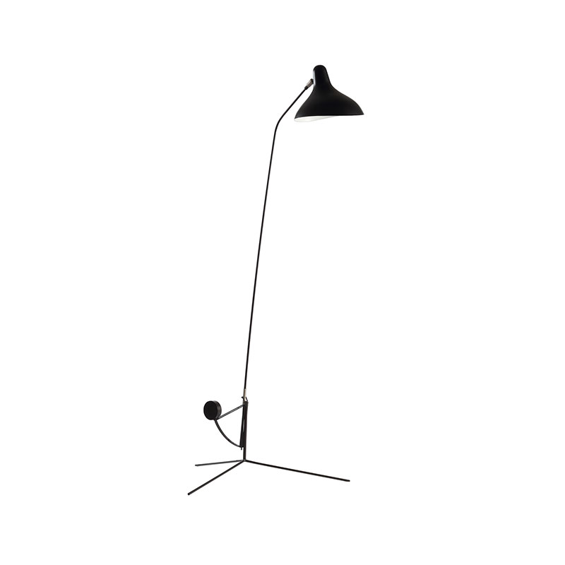 DCW Editions Mantis BS1 Floor Lamp by Bernard Schottlander Olson and Baker - Designer & Contemporary Sofas, Furniture - Olson and Baker showcases original designs from authentic, designer brands. Buy contemporary furniture, lighting, storage, sofas & chairs at Olson + Baker.