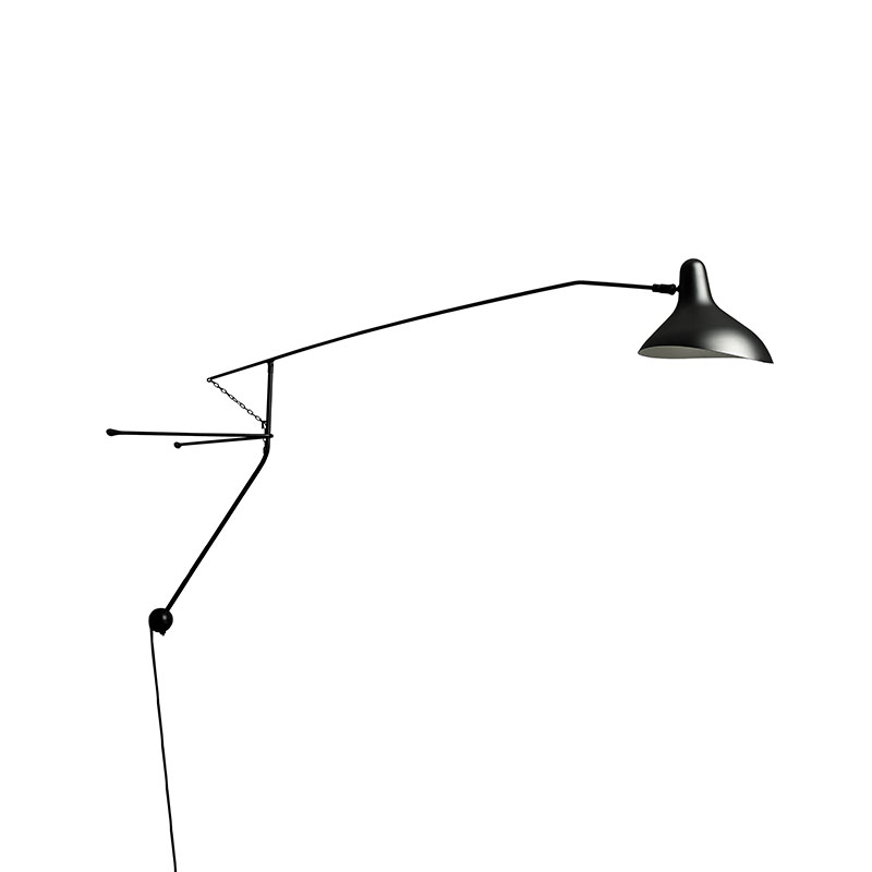 DCW Editions Mantis BS2 Wall Lamp by Bernard Schottlander