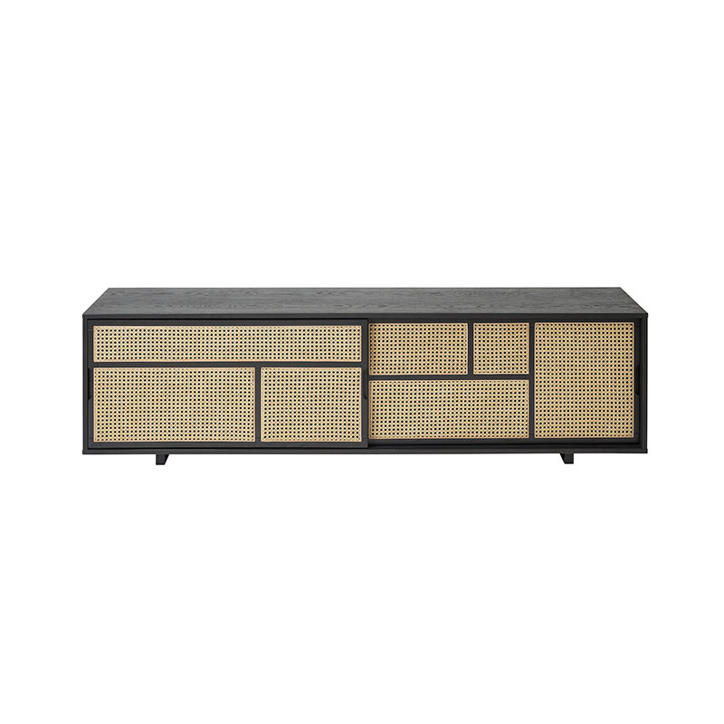 Design House Stockholm Air Low Sideboard by Mathieu Gustafsson