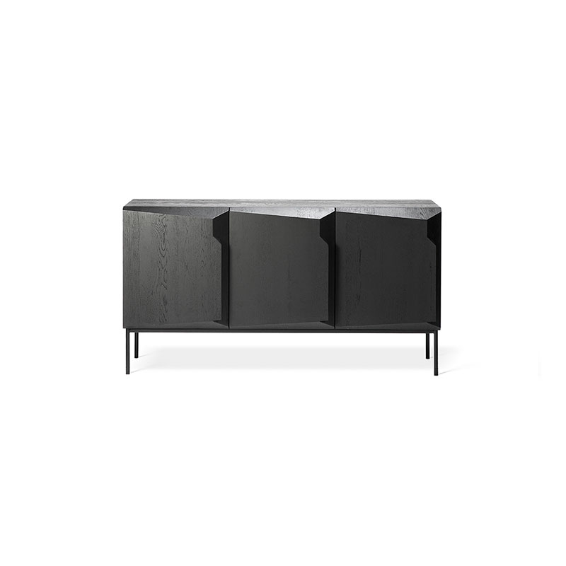 Ethnicraft Stairs Sideboard by Alain van Havre