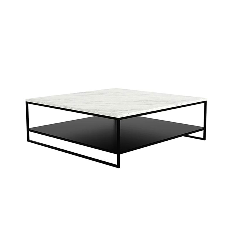 Ethnicraft Stone Coffee Table by Djordje Cukanovic