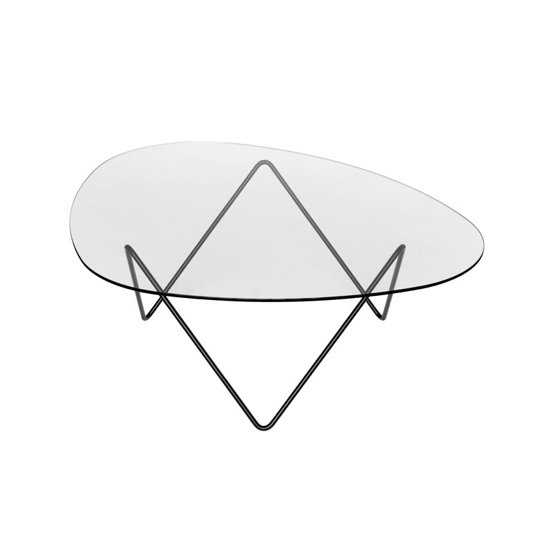 Gubi Pedrera Coffee Table by Corsini & Millet Olson and Baker - Designer & Contemporary Sofas, Furniture - Olson and Baker showcases original designs from authentic, designer brands. Buy contemporary furniture, lighting, storage, sofas & chairs at Olson + Baker.