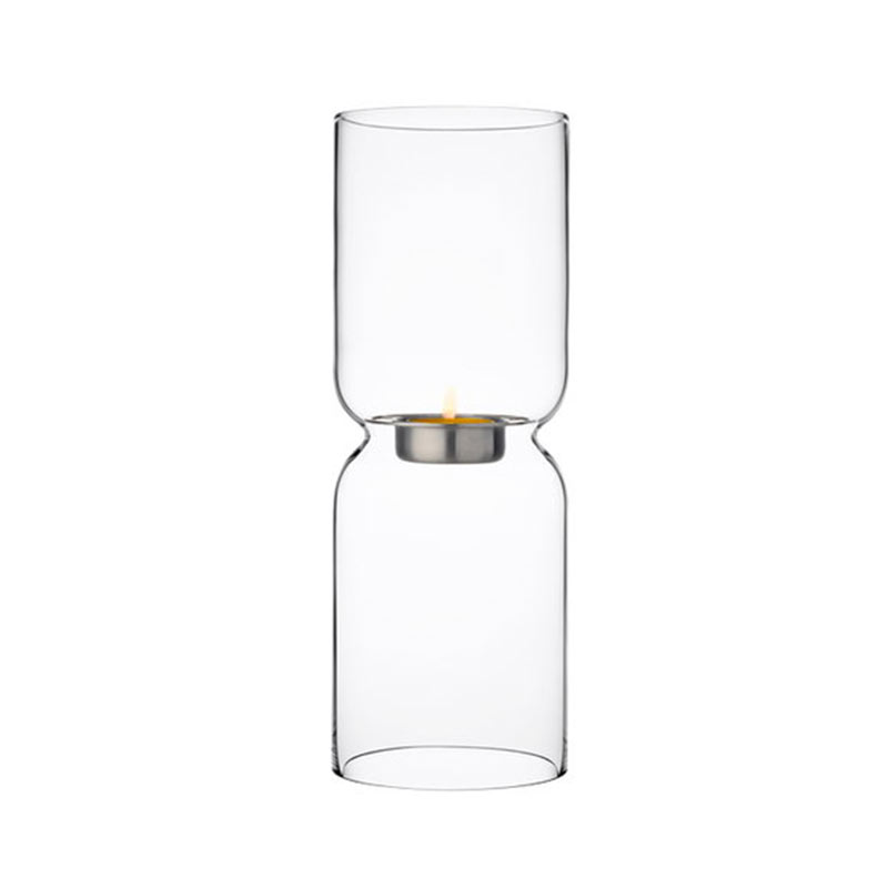 Iittala Lantern Lamp 250mm by Harri Koskinen Olson and Baker - Designer & Contemporary Sofas, Furniture - Olson and Baker showcases original designs from authentic, designer brands. Buy contemporary furniture, lighting, storage, sofas & chairs at Olson + Baker.
