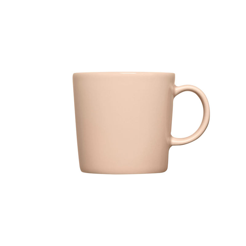 Iittala Teema 0.3L Mug - Set of Six by Kaj Franck Olson and Baker - Designer & Contemporary Sofas, Furniture - Olson and Baker showcases original designs from authentic, designer brands. Buy contemporary furniture, lighting, storage, sofas & chairs at Olson + Baker.