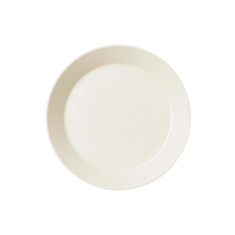 Iittala Teema 21cm Flat Plate - Set of Six by Kaj Franck