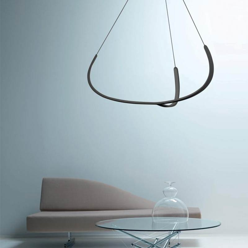 Nemo Lighting Alya Pendant Light by G. Rosa Olson and Baker - Designer & Contemporary Sofas, Furniture - Olson and Baker showcases original designs from authentic, designer brands. Buy contemporary furniture, lighting, storage, sofas & chairs at Olson + Baker.