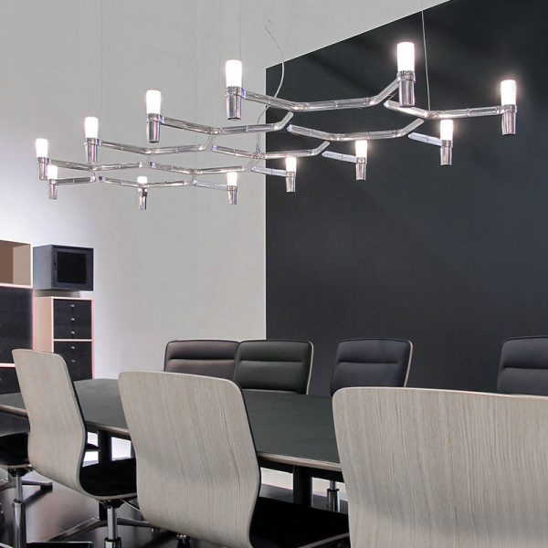 Crown Plana Major Pendant Light