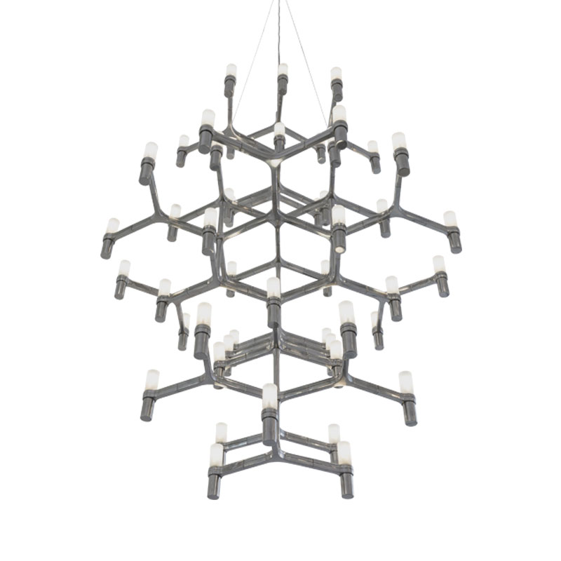 Nemo Lighting Crown Summa Pendant Light by Jehs + Laub Olson and Baker - Designer & Contemporary Sofas, Furniture - Olson and Baker showcases original designs from authentic, designer brands. Buy contemporary furniture, lighting, storage, sofas & chairs at Olson + Baker.