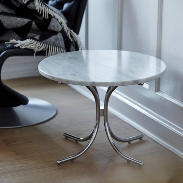 Modular Marble Side Table