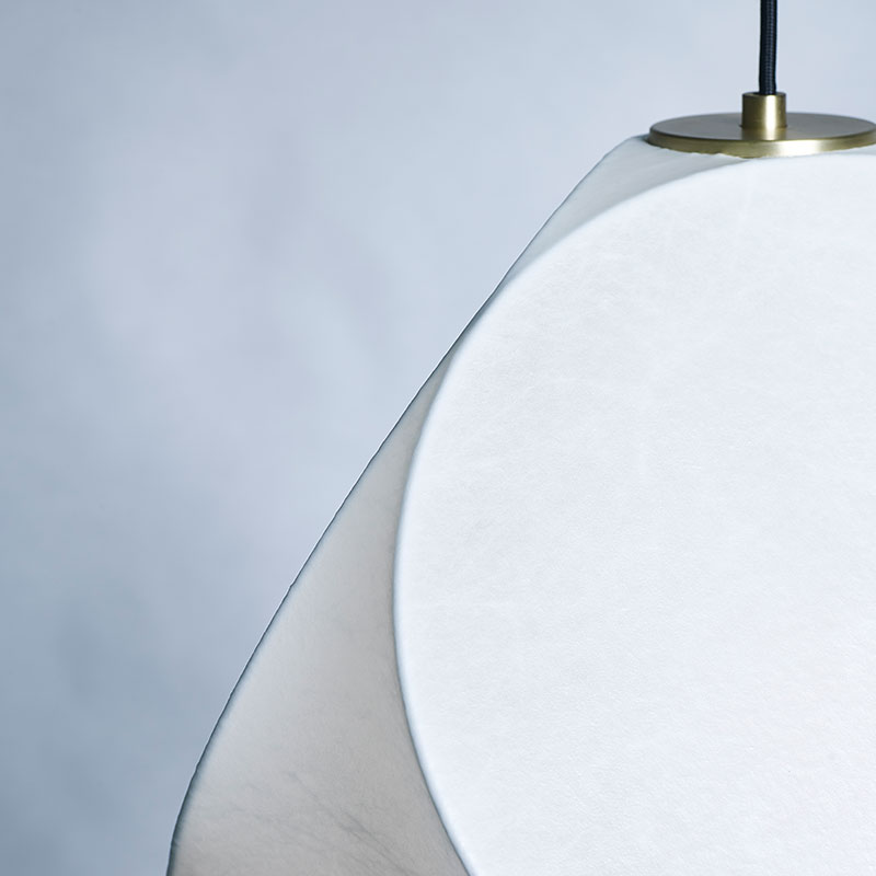 Made to Stay Bud Pendant Light by Carsten Jörgensen life 2 Olson and Baker - Designer & Contemporary Sofas, Furniture - Olson and Baker showcases original designs from authentic, designer brands. Buy contemporary furniture, lighting, storage, sofas & chairs at Olson + Baker.