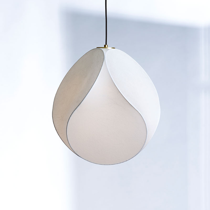 Made to Stay Bud Pendant Light by Carsten Jörgensen life 3 Olson and Baker - Designer & Contemporary Sofas, Furniture - Olson and Baker showcases original designs from authentic, designer brands. Buy contemporary furniture, lighting, storage, sofas & chairs at Olson + Baker.