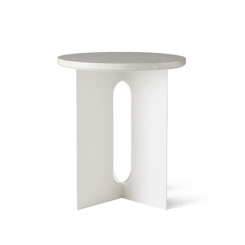 Menu Androgyne Side Table by Danielle Siggerud Olson and Baker - Designer & Contemporary Sofas, Furniture - Olson and Baker showcases original designs from authentic, designer brands. Buy contemporary furniture, lighting, storage, sofas & chairs at Olson + Baker.