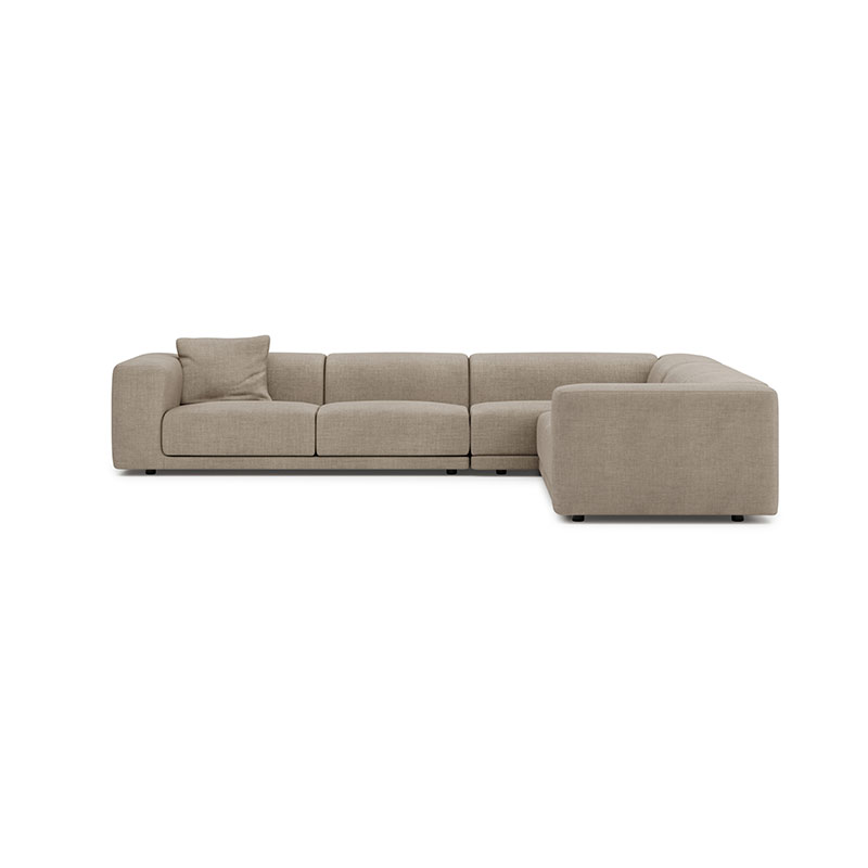 Case Furniture Kelston Corner Sectional Sofa by Matthew Hilton Olson and Baker - Designer & Contemporary Sofas, Furniture - Olson and Baker showcases original designs from authentic, designer brands. Buy contemporary furniture, lighting, storage, sofas & chairs at Olson + Baker.