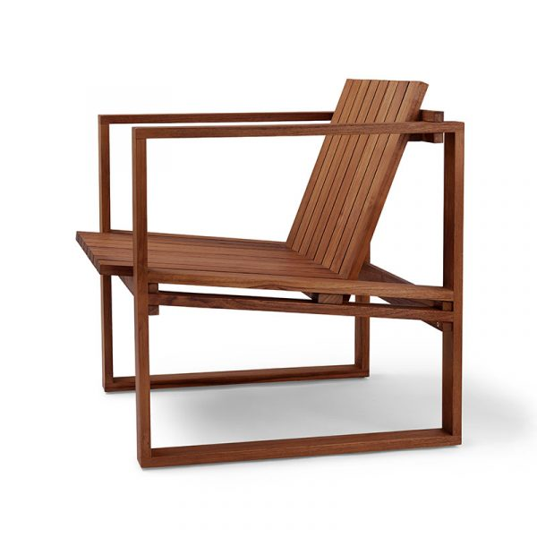BK11 Outdoor Lounge Armchair