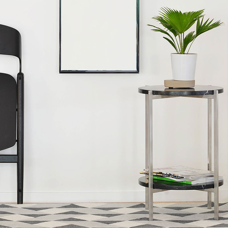 Case Furniture Bilsby Side Table by Mathew Hilton life 1 Olson and Baker - Designer & Contemporary Sofas, Furniture - Olson and Baker showcases original designs from authentic, designer brands. Buy contemporary furniture, lighting, storage, sofas & chairs at Olson + Baker.