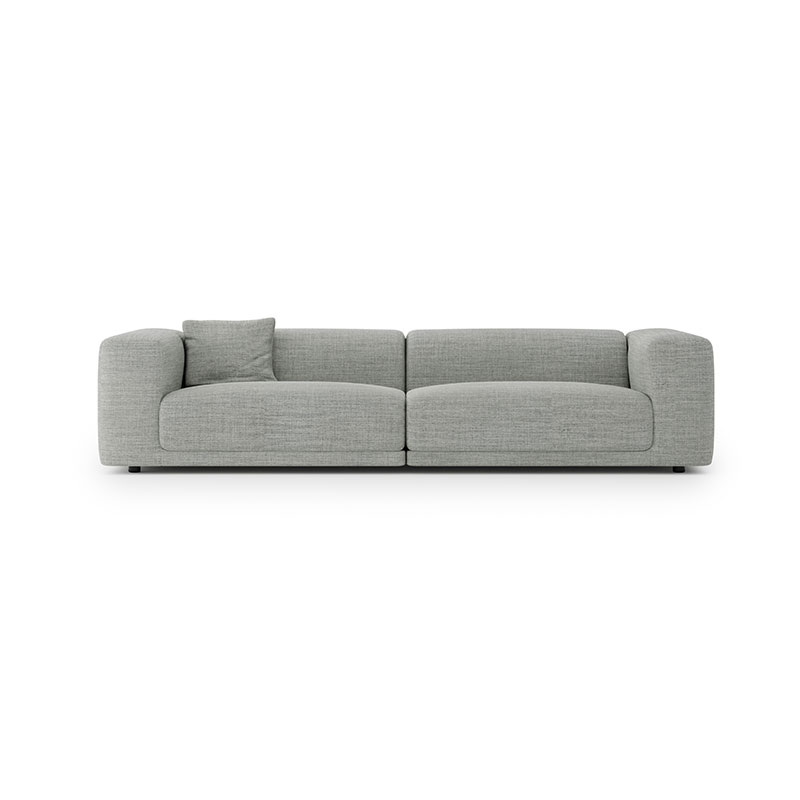 Case Furniture Kelston Three Seat Sofa by Matthew Hilton Olson and Baker - Designer & Contemporary Sofas, Furniture - Olson and Baker showcases original designs from authentic, designer brands. Buy contemporary furniture, lighting, storage, sofas & chairs at Olson + Baker.