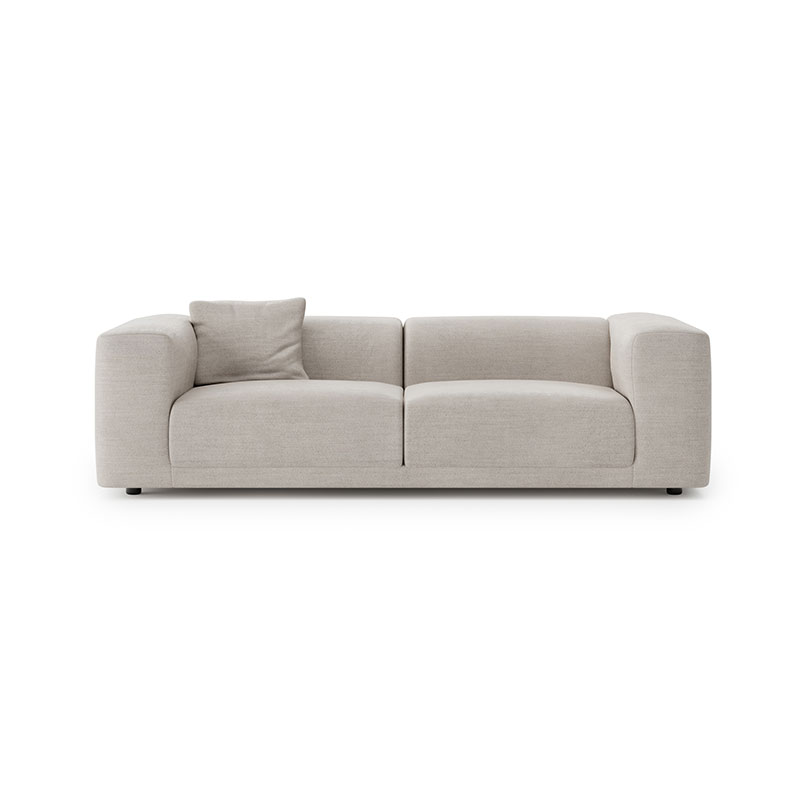 Case Furniture Kelston Two Seat Sofa by Matthew Hilton Olson and Baker - Designer & Contemporary Sofas, Furniture - Olson and Baker showcases original designs from authentic, designer brands. Buy contemporary furniture, lighting, storage, sofas & chairs at Olson + Baker.
