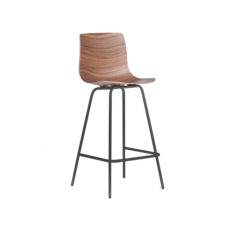 Case Furniture Loku Counter Stool by Shin Azumi Olson and Baker - Designer & Contemporary Sofas, Furniture - Olson and Baker showcases original designs from authentic, designer brands. Buy contemporary furniture, lighting, storage, sofas & chairs at Olson + Baker.