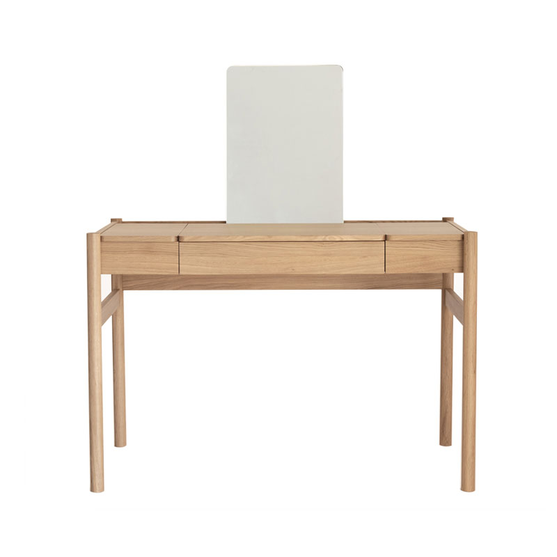 Case Furniture Pala Dressing Table by Sarah and Henrick Bottger Olson and Baker - Designer & Contemporary Sofas, Furniture - Olson and Baker showcases original designs from authentic, designer brands. Buy contemporary furniture, lighting, storage, sofas & chairs at Olson + Baker.