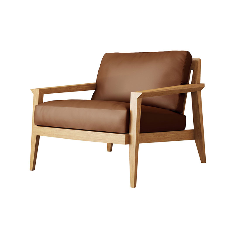Case Furniture Stanley Armchair by Matthew Hilton Olson and Baker - Designer & Contemporary Sofas, Furniture - Olson and Baker showcases original designs from authentic, designer brands. Buy contemporary furniture, lighting, storage, sofas & chairs at Olson + Baker.