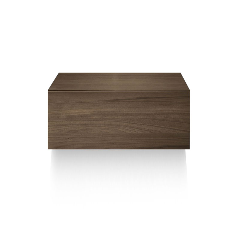 Olson and Baker Herschel Wall Mounted Bedside Table with One Drawer by Olson and Baker Studio Olson and Baker - Designer & Contemporary Sofas, Furniture - Olson and Baker showcases original designs from authentic, designer brands. Buy contemporary furniture, lighting, storage, sofas & chairs at Olson + Baker.
