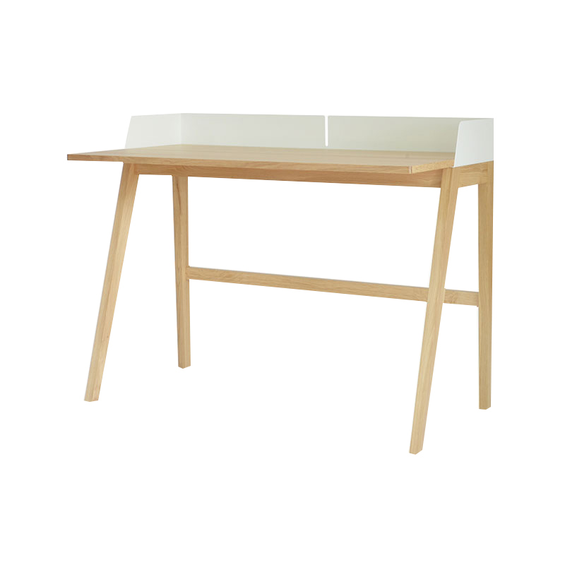 Case Furniture Brockwell Desk by Matthew Hilton Olson and Baker - Designer & Contemporary Sofas, Furniture - Olson and Baker showcases original designs from authentic, designer brands. Buy contemporary furniture, lighting, storage, sofas & chairs at Olson + Baker.