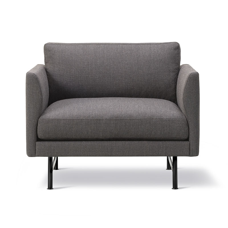 Fredericia Calmo 80 Armchair by Hugo Passos Olson and Baker - Designer & Contemporary Sofas, Furniture - Olson and Baker showcases original designs from authentic, designer brands. Buy contemporary furniture, lighting, storage, sofas & chairs at Olson + Baker.