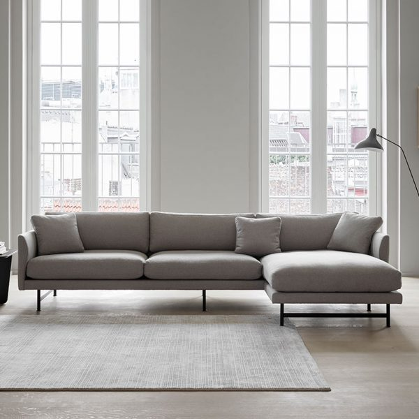 Calmo 80 Three Seat Chaise