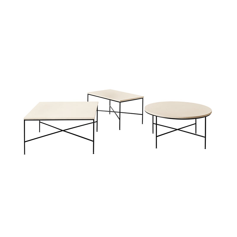 Fritz Hansen Planner Coffee Table Paul McCobb life 2 Olson and Baker - Designer & Contemporary Sofas, Furniture - Olson and Baker showcases original designs from authentic, designer brands. Buy contemporary furniture, lighting, storage, sofas & chairs at Olson + Baker.