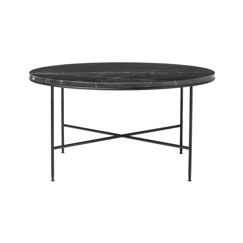 Fritz Hansen Planner Round Coffee Table by Paul McCobb Olson and Baker - Designer & Contemporary Sofas, Furniture - Olson and Baker showcases original designs from authentic, designer brands. Buy contemporary furniture, lighting, storage, sofas & chairs at Olson + Baker.