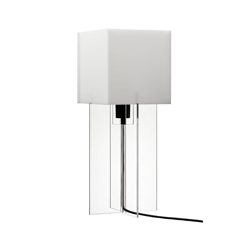 Fritz Hansen Cross-Plex T-500 Table Lamp by Bodil Kjær
