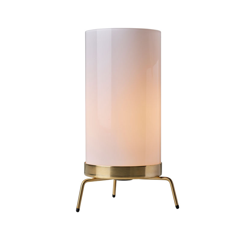 Light Years Planner Table Lamp by Paul McCobb Brass Olson and Baker - Designer & Contemporary Sofas, Furniture - Olson and Baker showcases original designs from authentic, designer brands. Buy contemporary furniture, lighting, storage, sofas & chairs at Olson + Baker.