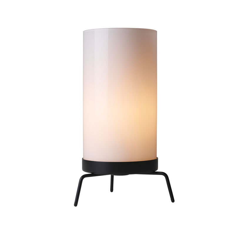 Light Years Planner Table Lamp by Paul McCobb black 2 Olson and Baker - Designer & Contemporary Sofas, Furniture - Olson and Baker showcases original designs from authentic, designer brands. Buy contemporary furniture, lighting, storage, sofas & chairs at Olson + Baker.