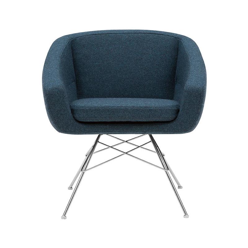 Softline Aiko Lounge Chair by Susanne Groenlund